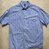 【名品ハンター】SILAS 半袖チェックシャツ【古着】