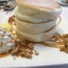 京都でふわふわパンケーキfleurを食べた!
