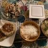 オートミール入り豆腐ハンバーグ