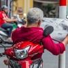 自由気ままなバイクタクシー達! in Vietnam