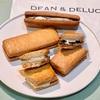 麻布十番『DEAN &DELUCA』のレーズンサンドとピスタチオサンド。普段使いのおやつに最適なカフェのスイーツ。