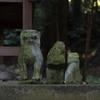 稚児舞がある菅生石部神社の狛犬は物や人を大切にする心を育ませるかも