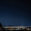 鴻ノ森からの夜景 2020.12.16