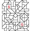 四角渡り迷路:問題3