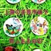 【上海ショッピング】手芸市場で買ったもの その①  個性的なボタンたくさん(^∀^)!