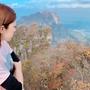 10月末:闇堕ちした齋藤を救え!紅葉色付く表妙義へ岩登りに行こう