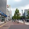 姫路城十景(1):「大手前通り(JR姫路駅前)」