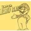 マリオ オデッセイ!  そろそろ発売なのでマリオイラスト描いてみました。