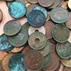 自由研究の練習!10円玉と5円玉を3つの方法で洗って観察してみた