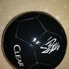 9月17日にちゅらら様からクレンジングローションなどとユニリーバ様よりクリスチアーノ・ロナウドの直筆サイン入りサッカーボールが届きました!