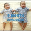 Happy 5month Birthday ★
