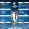 UEFAチャンピオンズリーグ17/18の組み合わせが決定
