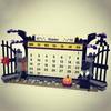 10月のレゴカレンダー『ハロウィン』