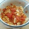 【息子ご飯】サバ缶のトマト煮