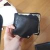 吐瀉物を財布で受け止めてきた話。