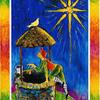 インナーチャイルドカード大アルカナ(XⅦ)Wishing Upon a Star星に願いをの意味