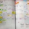 ジブン手帳、1ヶ月~大きさと日曜はじまりの問題は?