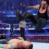 Undertaker benar-benar menghancurkan John Cena di bawah 3 menit