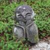 京都散歩。かわいいお地蔵様と二刀流剣豪に会いに行く