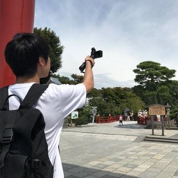 息子との旅をGoProで動画にした(寄稿:かあいがもん)
