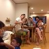 村田家でホームパーティー、、の巻
