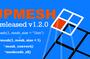 jpmeshバージョン1.2.0をリリース