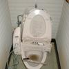 トイレの洗浄便座修理