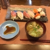 昨日は、お寿司を作ってみました。