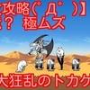 【プレイ動画】狂竜? 極ムズ 大狂乱のトカゲ降臨