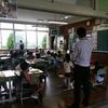 北方小・北方中『遠隔授業』&山内西小『プログラミング教育』