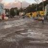 北海道震災、震度7の揺れが襲う