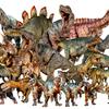 新宿に恐竜が大集合♪♪「ディノアライブの恐竜たち展」