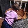 赤ちゃんカフェをのんびりしました、ハンブルク子育て