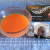 リンドールのエキストラダークと「にんじんジュース」の組み合わせはどんな感じになる?
