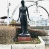 かすかべで彫刻を見てみよう!(3)『茉莉花(まつりか)』