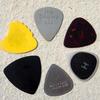 ギター・ピックの種類と特徴を徹底紹介!ピックは形にこだわろう!