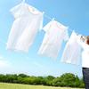 レディースの変形トップスは洗濯干すときめっちゃ干しにくい。