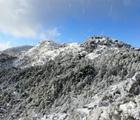 縞枯山・三ッ岳・雨池山北八ヶ岳冬山登山!滑落注意の登山ルート(後編)