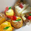 オランダ家のカットケーキ
