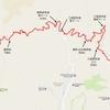 秦野峠林道、ディープな丹沢に圧倒されました。
