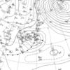 雷を伴う東京の大雪(1998年1月8日~9日)
