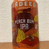 アメリカ INDEED PEACH BUM IPA