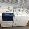 新機種導入(Xerox DocuCentreV 5585)、折りの実力は?