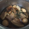 今回はなかなかうまく作れた角煮丼