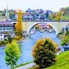 【スイス旅行2日目】首都ベルンへ日帰り旅行。チューリッヒからの行き方とおすすめ観光スポット8選!