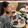 Floral Afternoon Tea💐Tokyo Marriott Hotel