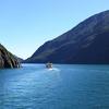 ミルフォードサウンド フェアリー滝 絶景続く 2017シドニー・ニュージーランドその18