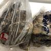 北海道厚岸産の牡蠣とあさりで夜ご飯☆