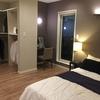 モデルハウスの寝室、ご紹介。
