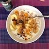 スパイスもプラス!朝食は『エナジーシリアル』でヘルシー&満足感で1日をスタート!